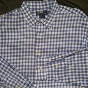 Polo Ralph Lauren Lowell Sport Plaid Shirt